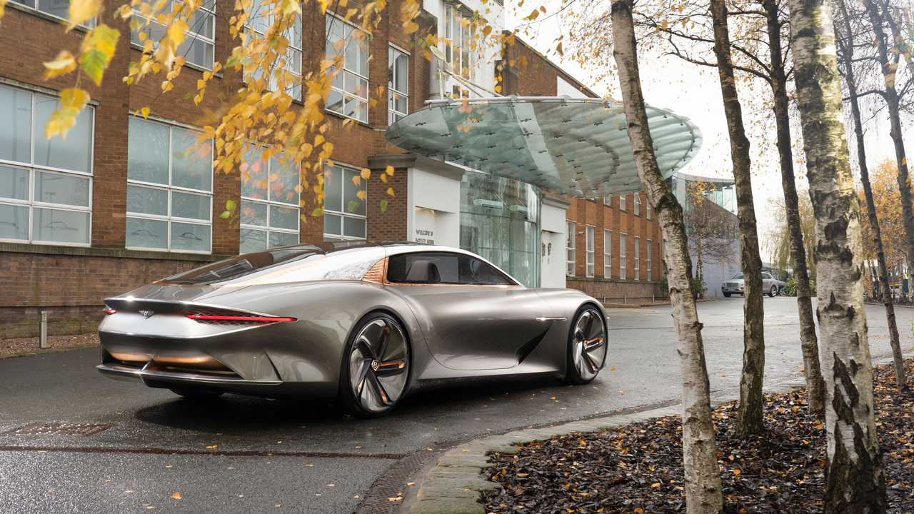Bentley EXP 100 GT Konsepti