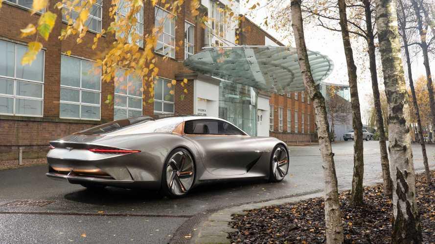 Bentley, 2030'a kadar tamamen elektrikli olacak