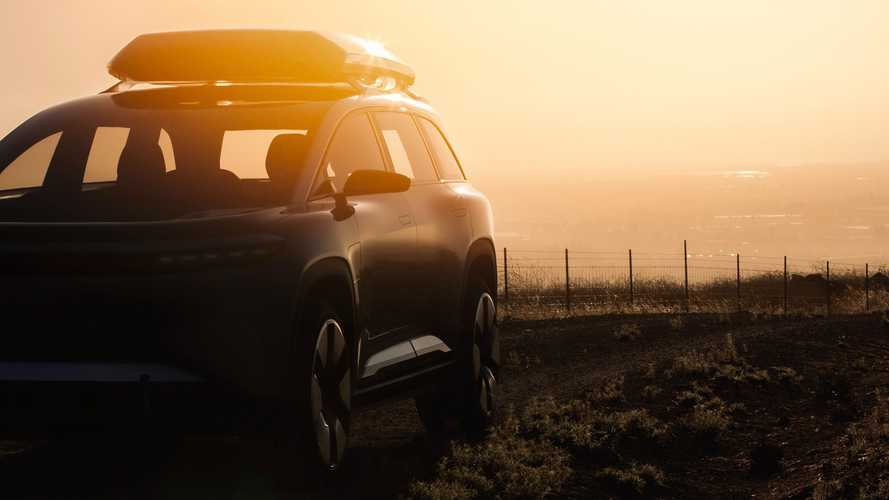Behold Lucid's Project Gravity SUV: As Efficient As The Air Sedan