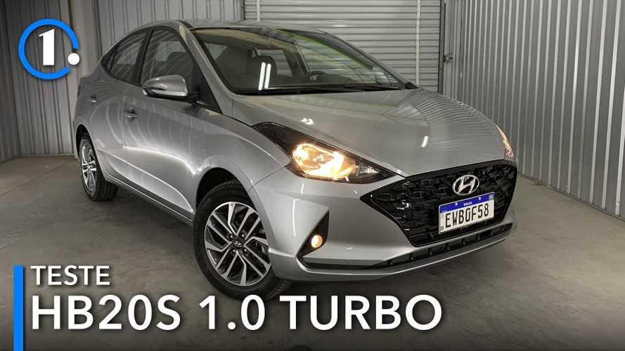 Vídeo: Hyundai HB20S Evolution Pack 1.0T 2021 é a melhor versão do sedã?