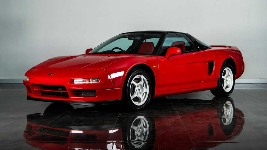 Owners May Soon Get Their First-Gen Acura NSX Restored In The U.S.