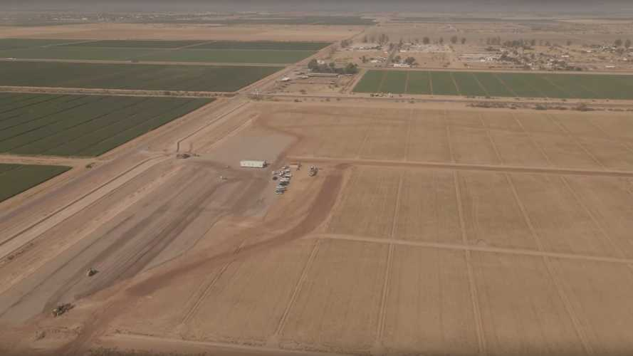 Nikola Construction Site In Arizona Looks Idle: Video