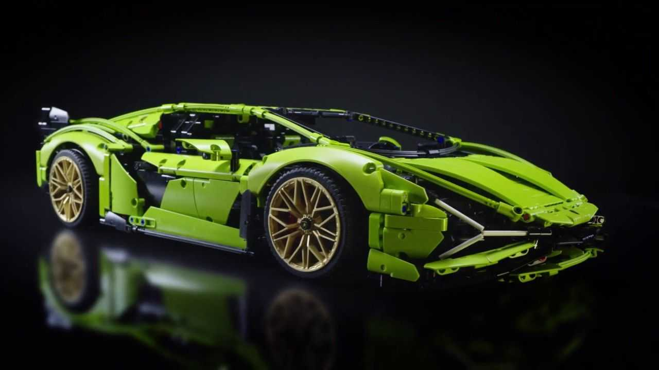 Lamborghini Sián FKP 37 - 3.696 piezas