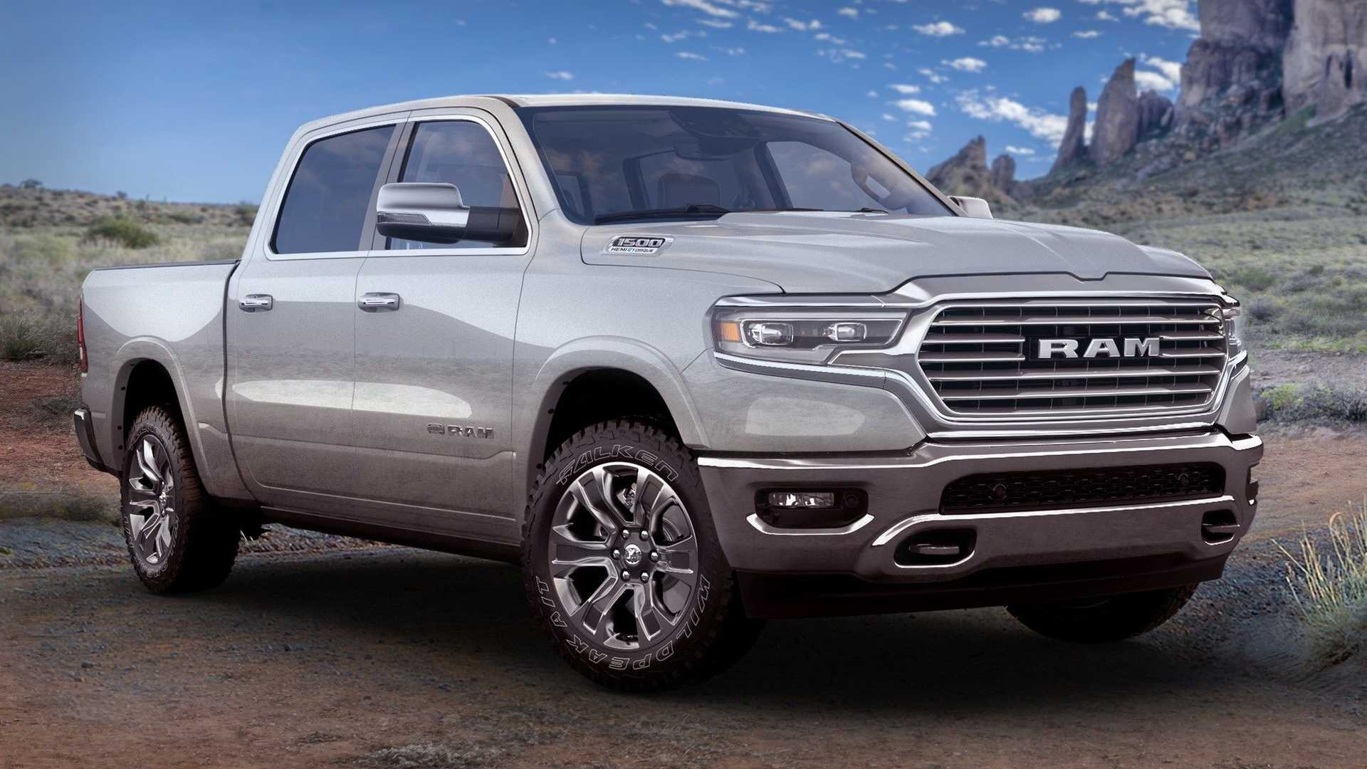 2021 Ram 1500 Limited Longhorn Front Exterior