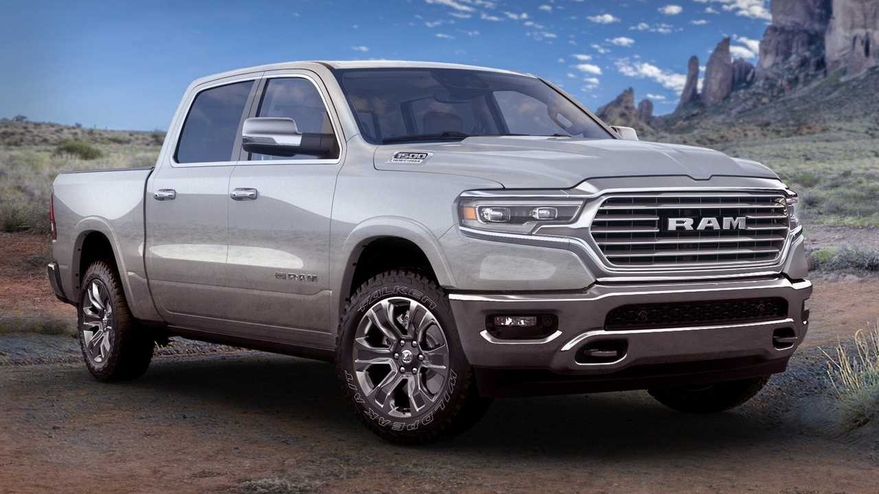 2021 Ram 1500 Limited Longhorn 10th Anniversary Edition Front