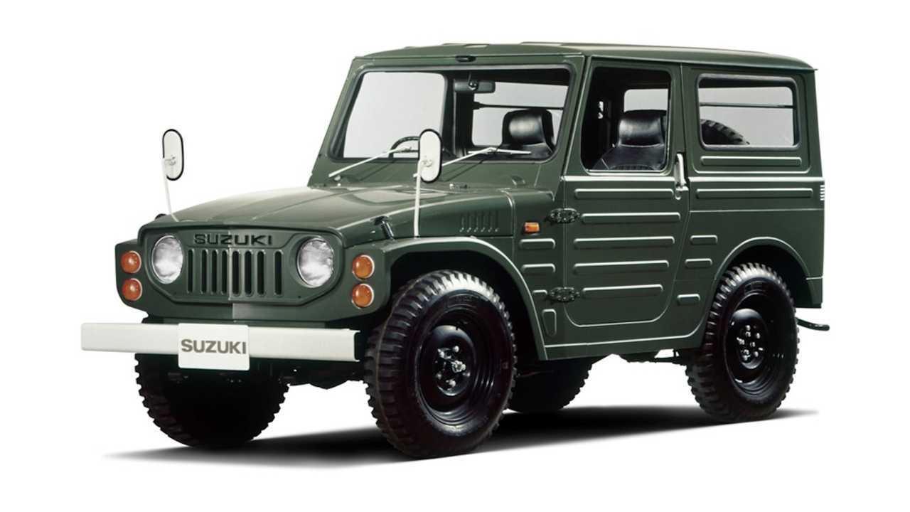 Suzuki LJ80 1979.