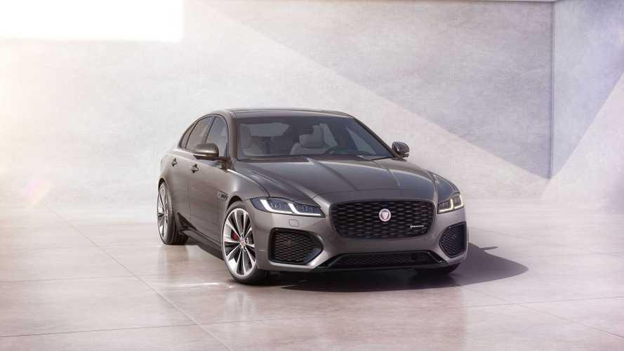Jaguar XF, ecco come cambia col restyling