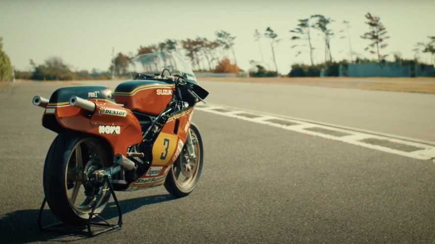 The Restoration Of This Suzuki RG500 Gamma Is So Satisfying To Watch