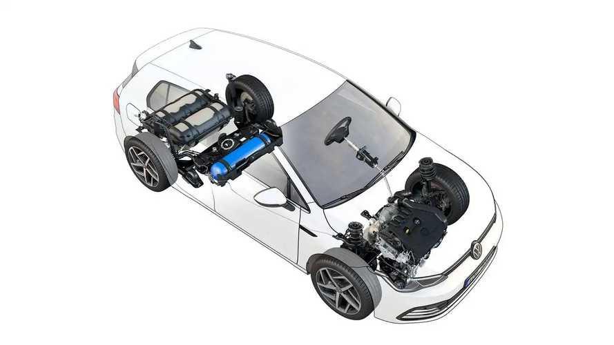 Volkswagen Golf TGI 2021