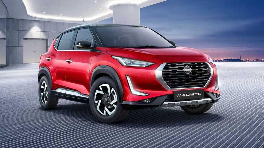 Nissan Magnite 2021: un nuevo SUV pequeño para mercados emergentes