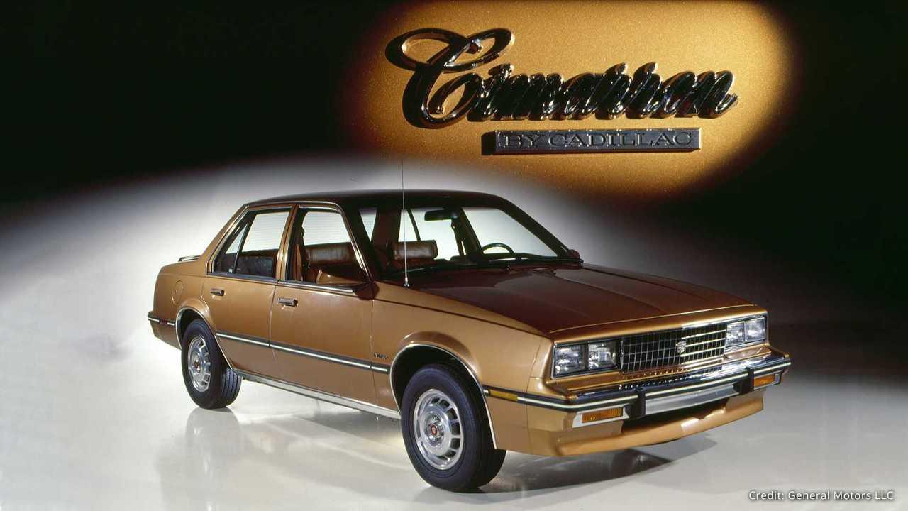 Cadillac Cimarron