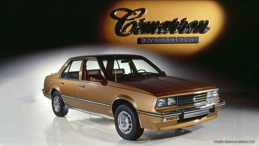 Cadillac Cimarron (1982-1988): Kennen Sie den noch?