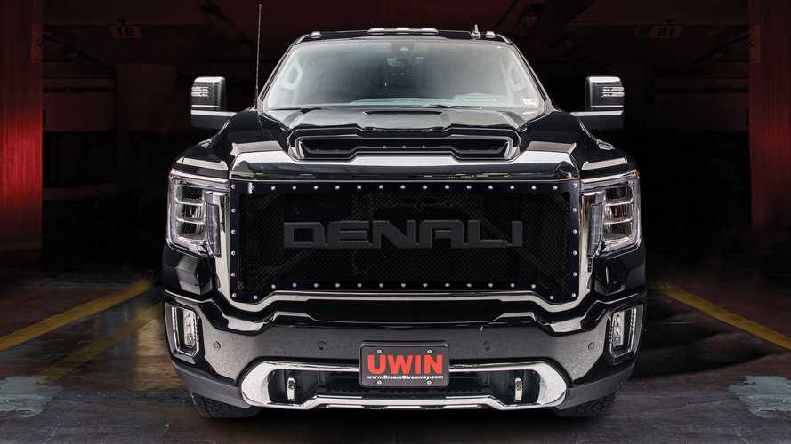 Enter Now To Win This Diesel GMC Sierra HD Denali And $20,000 Cash