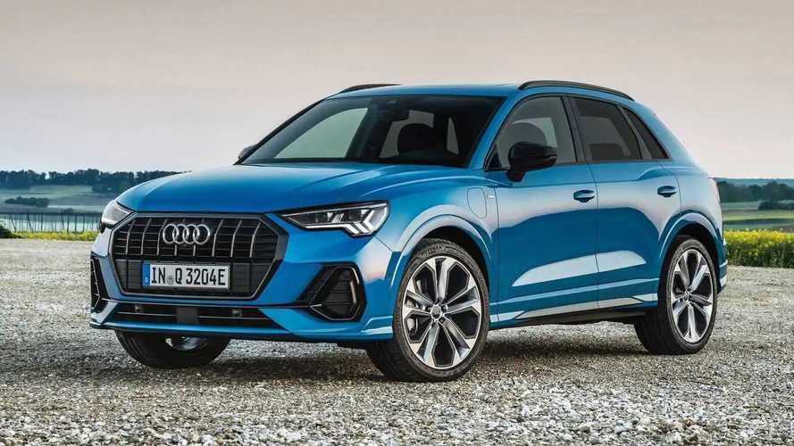 Audi Q3 2021 ganha versão híbrida plug-in com 245 cv de potência