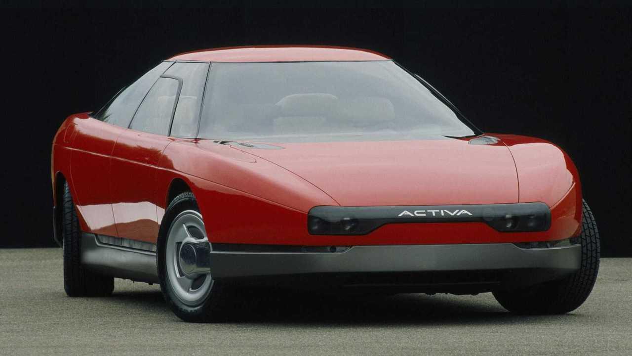 Citroën Activa concept (1988)