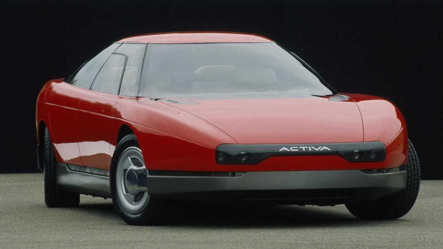 Concept oublié - Citroën Activa concept (1988)