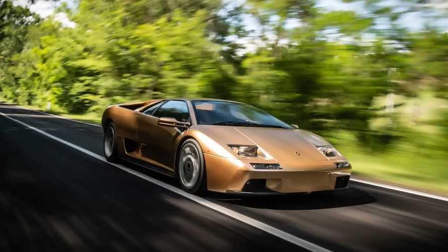 I 30 anni della Lamborghini Diablo