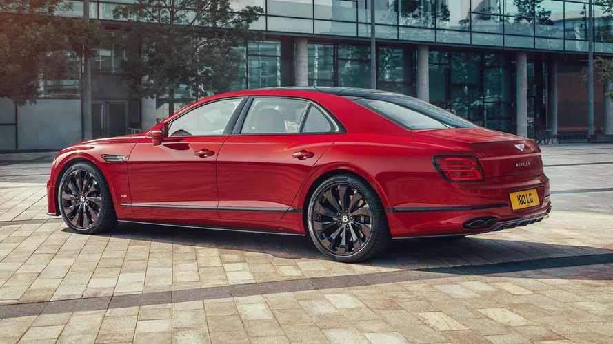 Bentley'nin ilk EV modeli yerden yüksek bir sedan mı olacak?