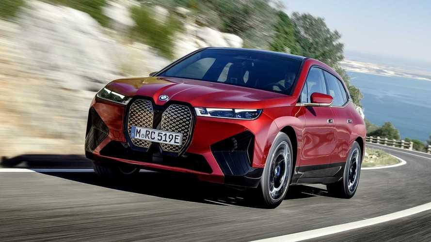 BMW iX: Novo SUV 100% elétrico está confirmado para o Brasil