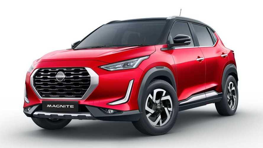 Nissan Magnite se apronta para estreia comercial na Índia; e no Brasil?