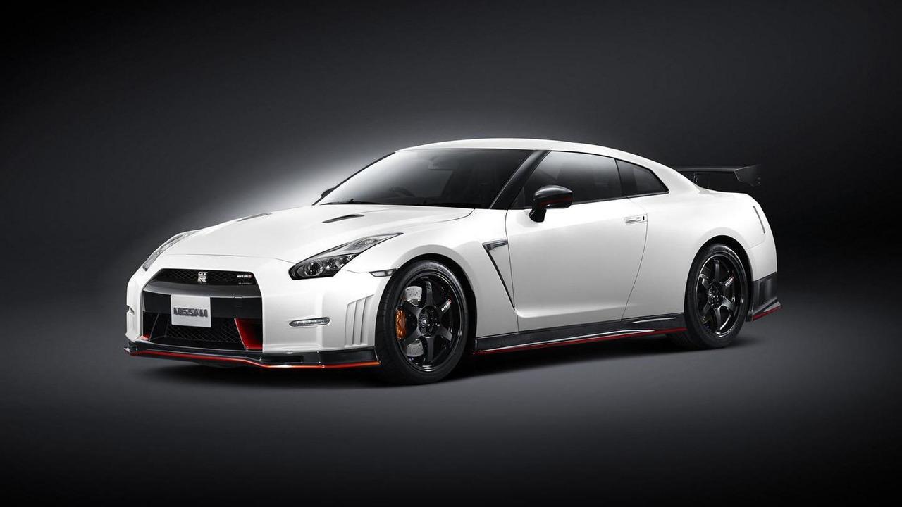 2014 Nissan GT R Nismo