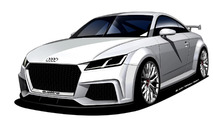 Audi TT Quattro Sport konsepti