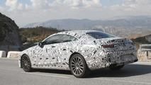 2014 Mercedes-Benz S63 AMG Coupe spy photo 19.09.2013