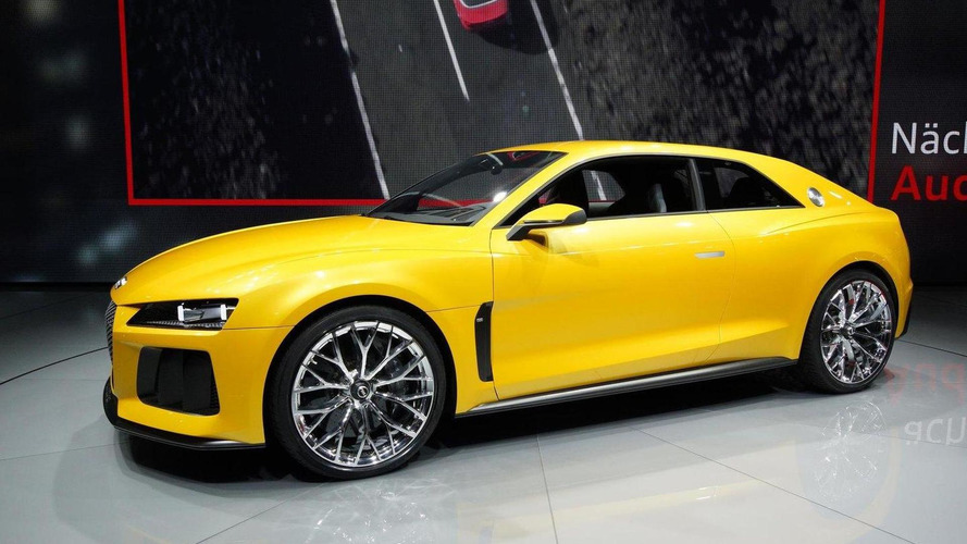 2013 Audi Sport Quattro Concept makes video debut