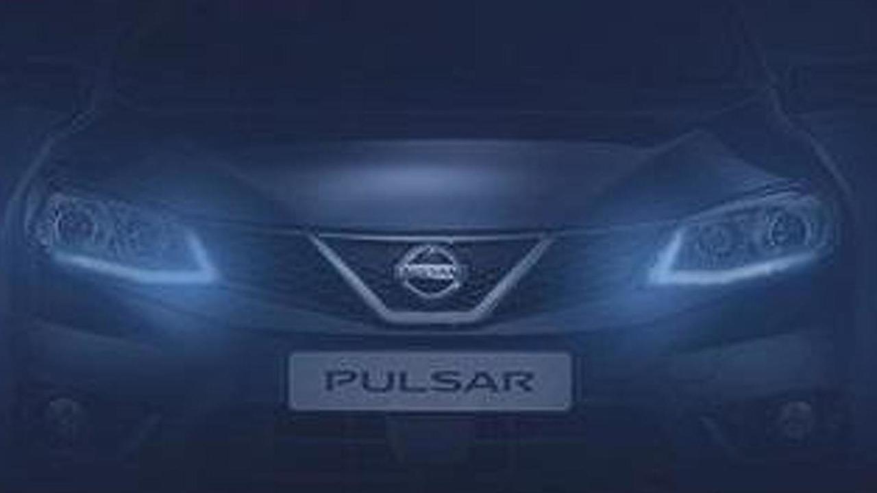 Nissan Pulsar teaser photo