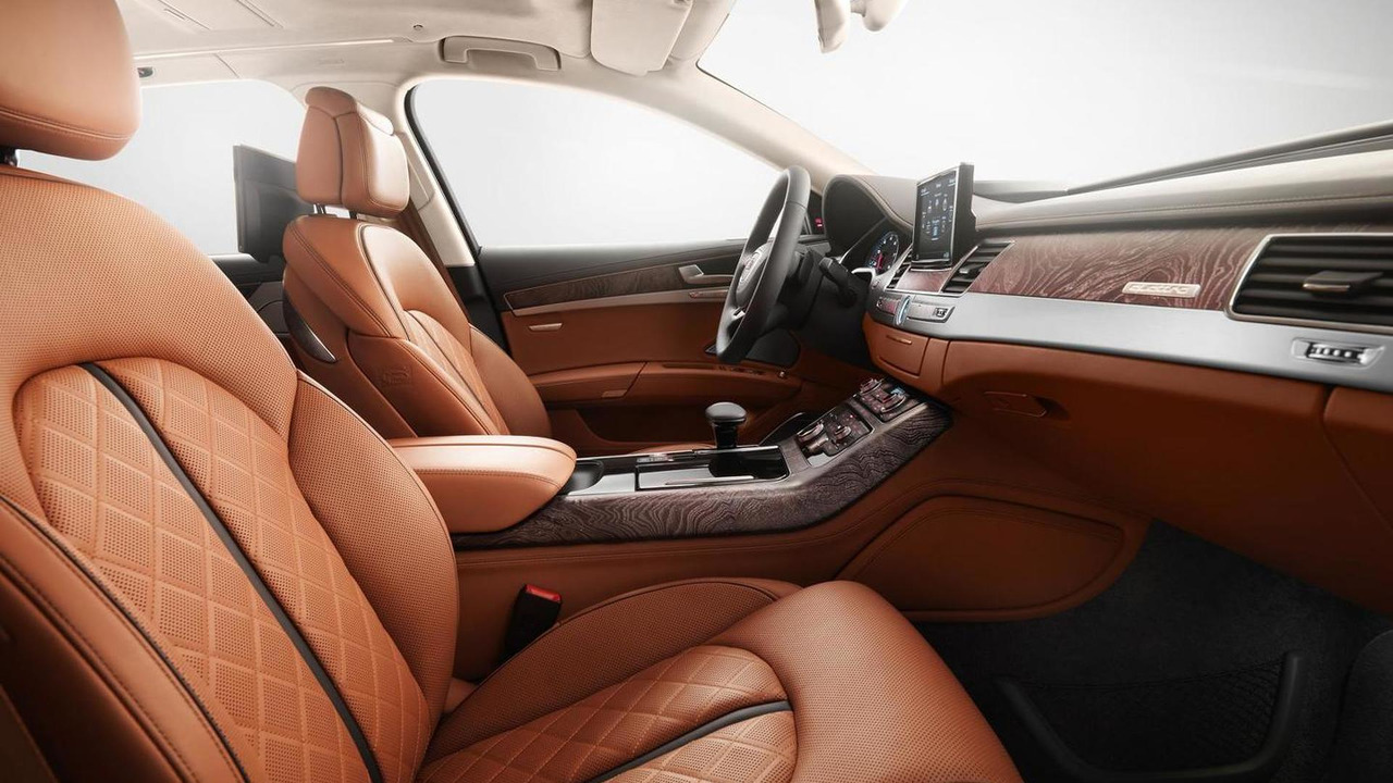2014 Audi A8 Exclusive Concept
