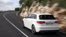 2013 Audi A3 Sportback with 184 HP 2.0-liter TDI engine 02.08.2013