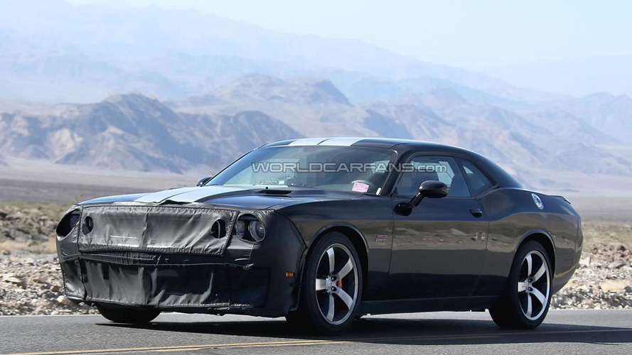 SRT CEO hints the Challenger Hellcat could be more powerful than the Viper - report