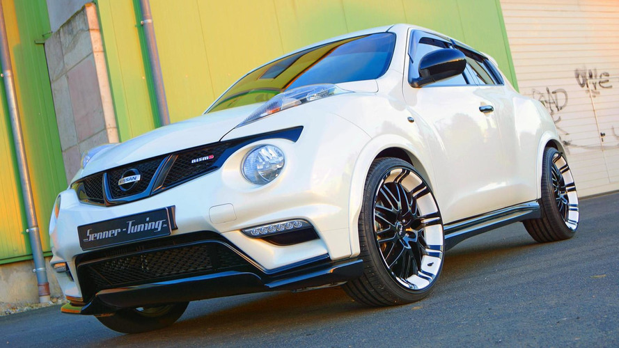 Nissan Juke Nismo gets 225 HP from Senner Tuning