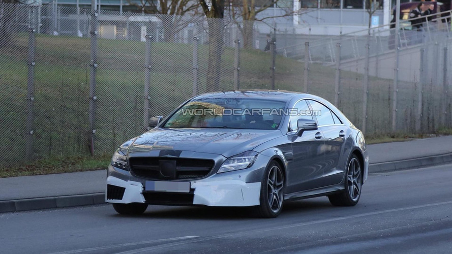 Mercedes-Benz CLS facelift arriving at Goodwood late June, on sale September 27 - report