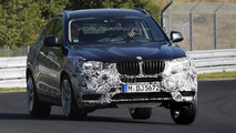2014 BMW X4 spy photo 27.09.2013