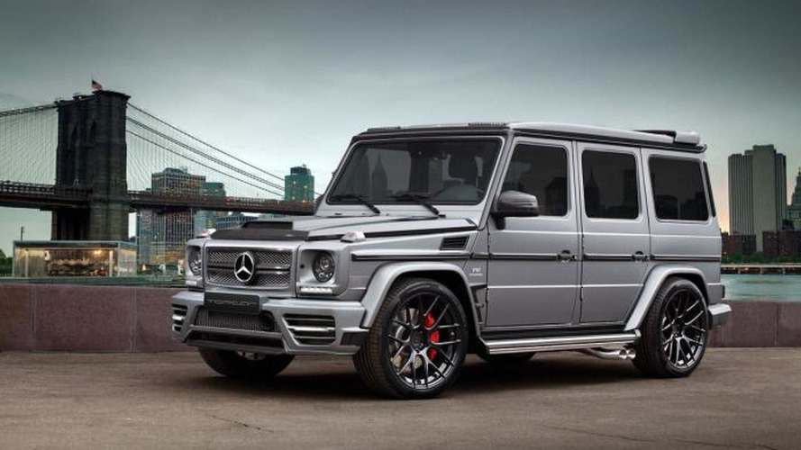 Mercedes-Benz G65 AMG Mansory prepared by TopCar