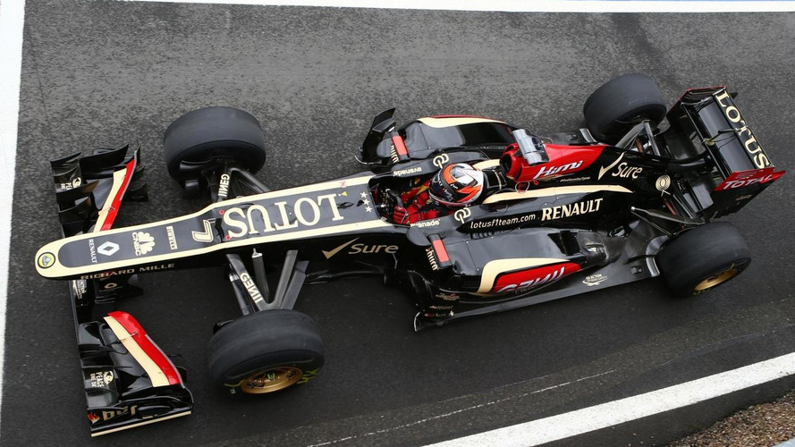 Lotus admits Raikkonen still owed money