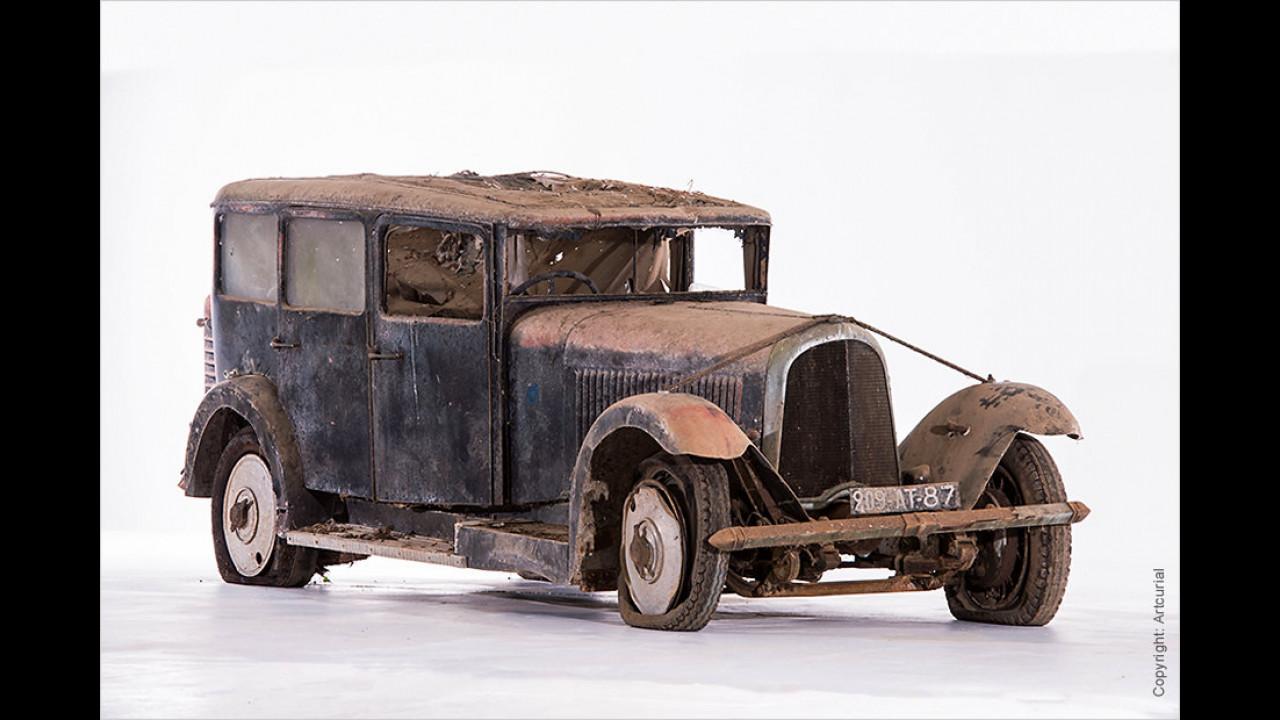 Voisin Type C24 Limousine (1933/1934)