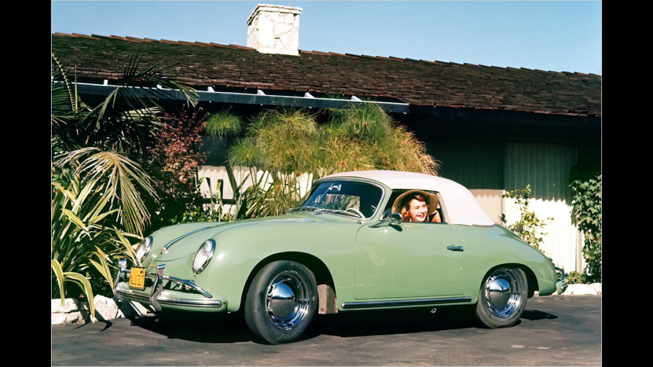 Porsche 356 Cabriolet (1948-1965)