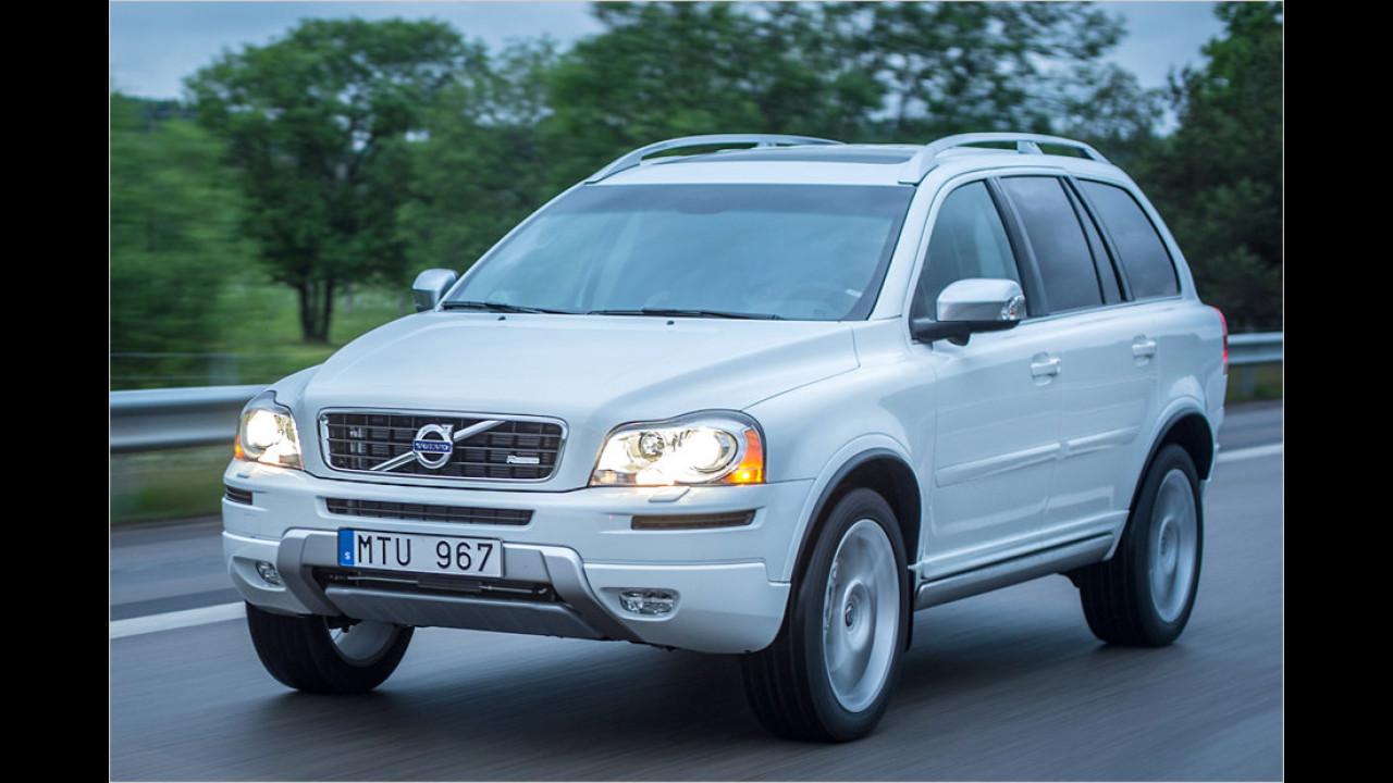 Volvo XC90 (seit 2002)