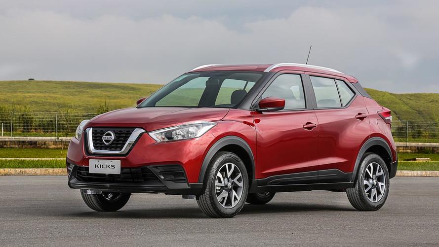 Nissan oferece bônus de até R$ 10 mil para March, Kicks e Frontier