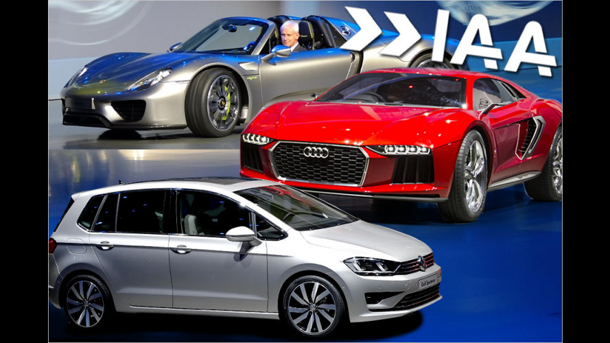 IAA: Die Highlights des VW-Konzerns