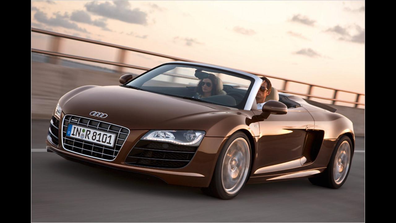 Flop: Audi R8
