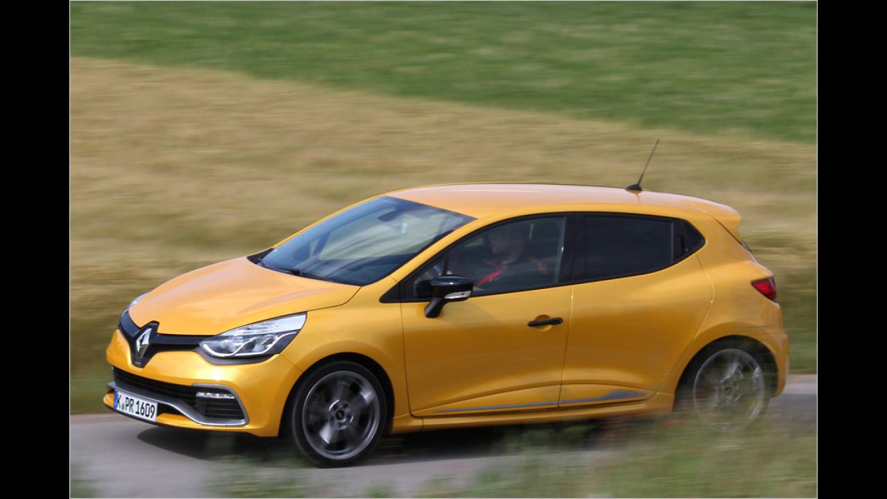 Renault Clio Turbo R.S. EDC