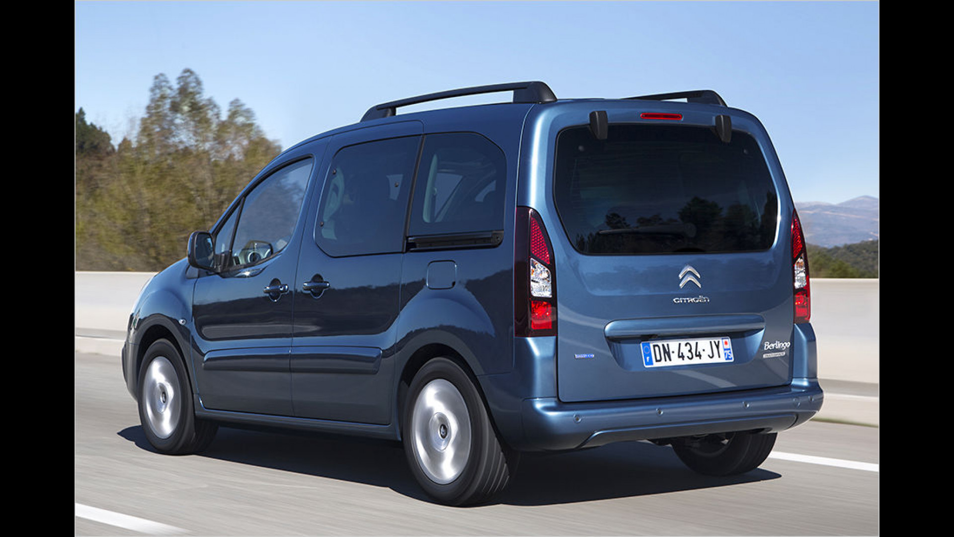 Gelifteter Citroën Berlingo 2015 Im Test