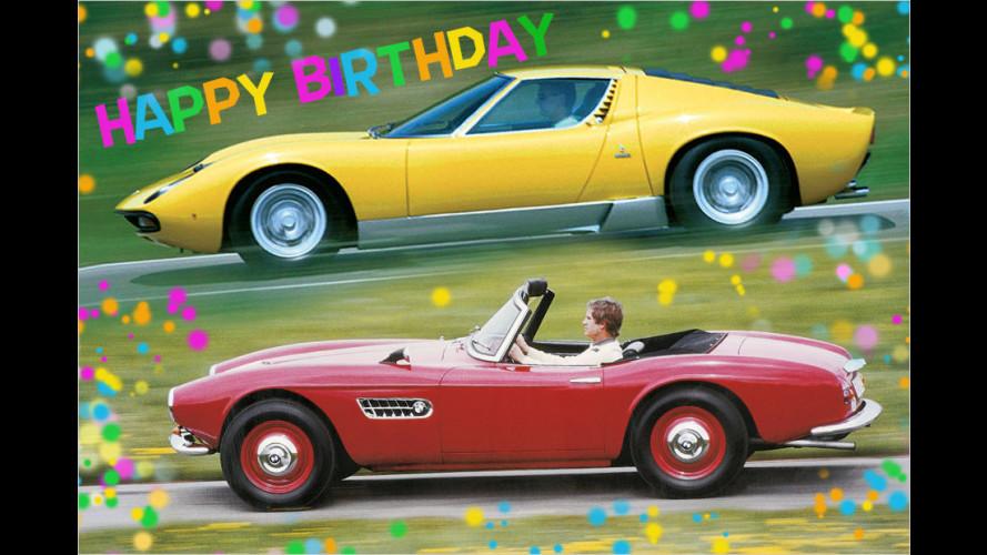 Auto-Geburtstage 2016