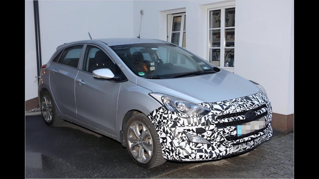 Hyundai i30 Facelift 2015