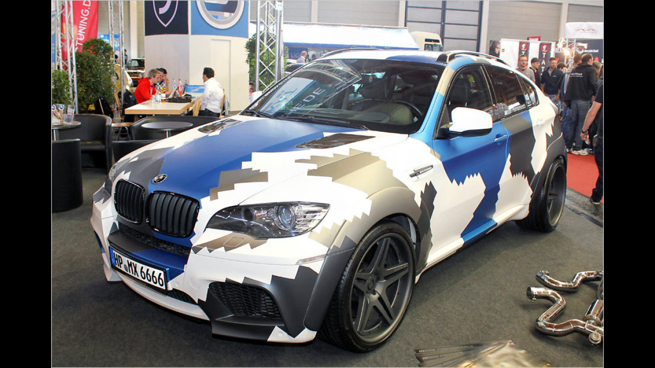 BMW X6 M von Inside Performance