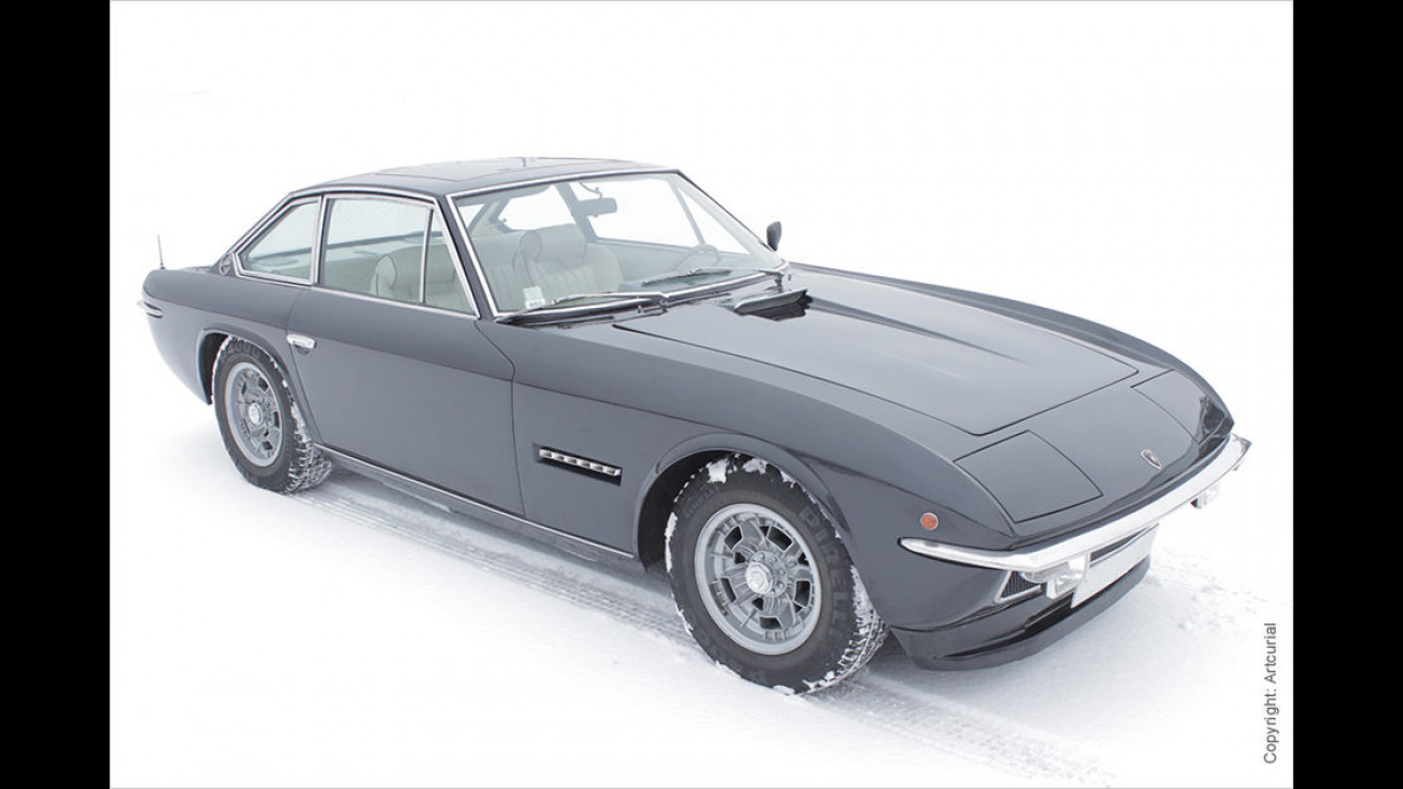 Lamborghini Islero S (1969): 298.000 Euro