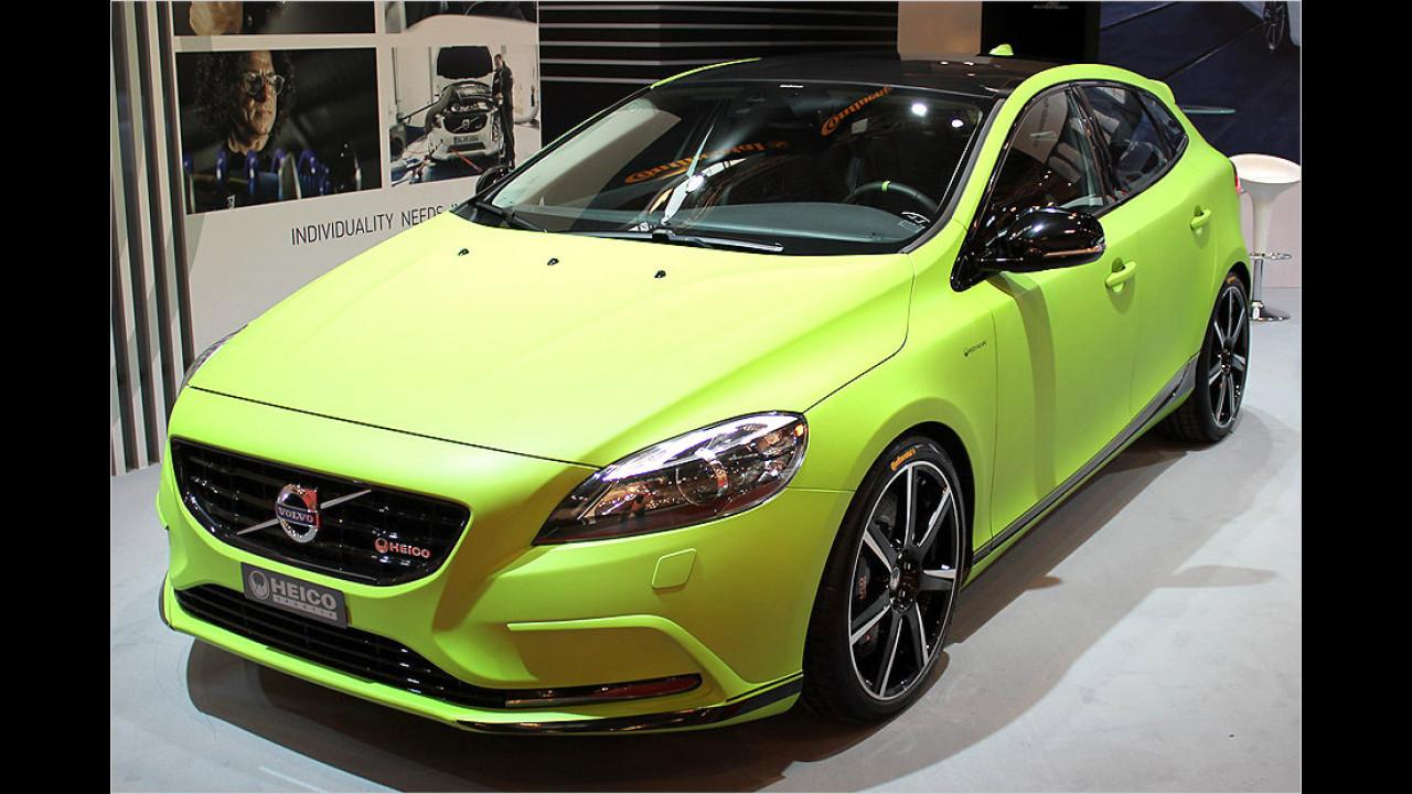 Heico Volvo V40 T5 HPC